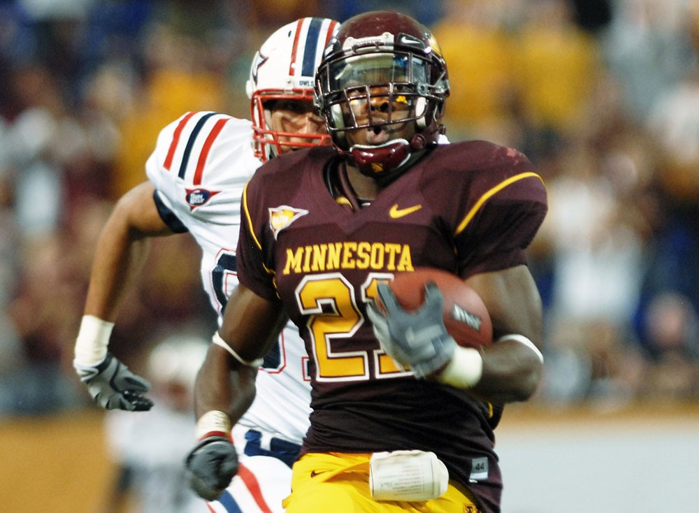Newcomers seeing a different side of Gophers football