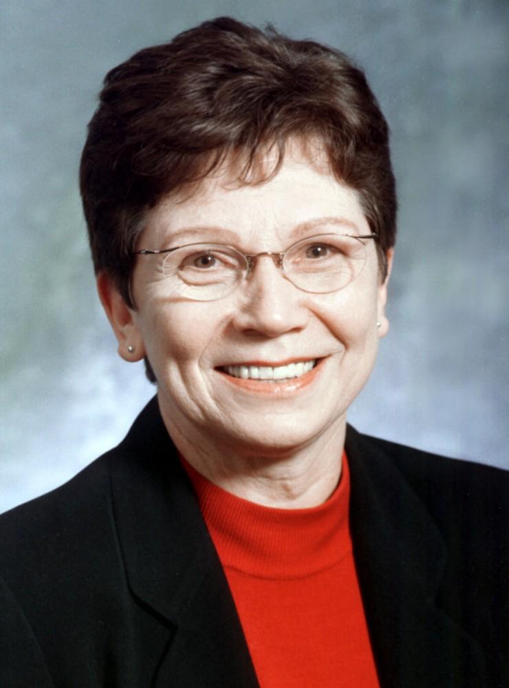 Alice Hausman, DFL incumbent for State Rep. District 66b