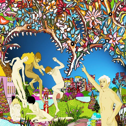 Of Montreal bloom with sweet Georgie Fruit