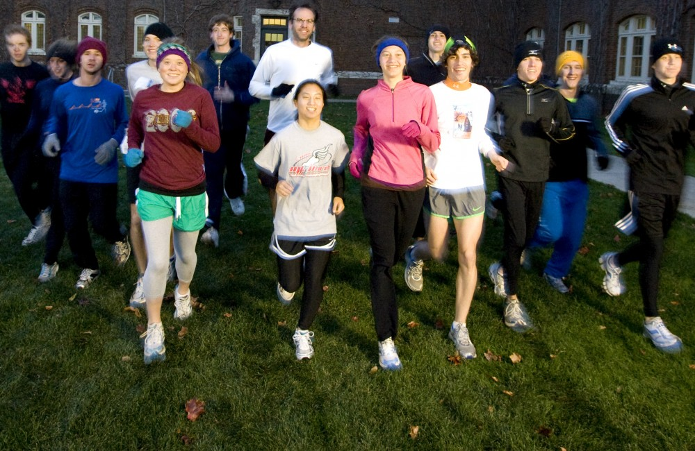 The University of Minnesota Running club placed 12th out of 24 teams in its second appearance at the National Intercollegiate Running Association's National Championship meet at Penn State University last weekend. The Running Club finished behind other Big Ten club teams including the University of Wisconsin.