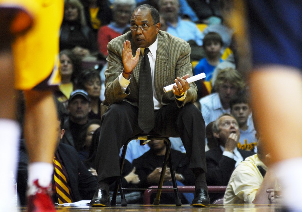 Minnesota head basketball coach Tubby Smith is getting some chances to watch his team develop and grow this season. He'll get one more opportunity this weekend as his team takes on Cornell, just two games away from No. 11 Louisville.