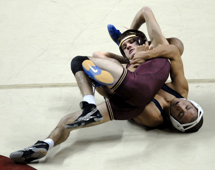 Gophers wrestlers see little downtime over break