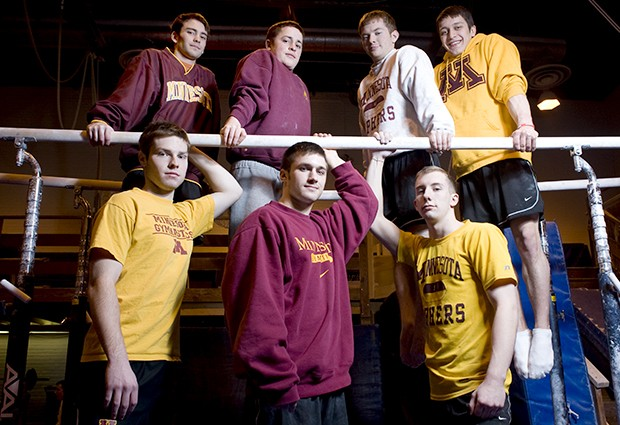 Walk-ons acting as a motor for Gophers