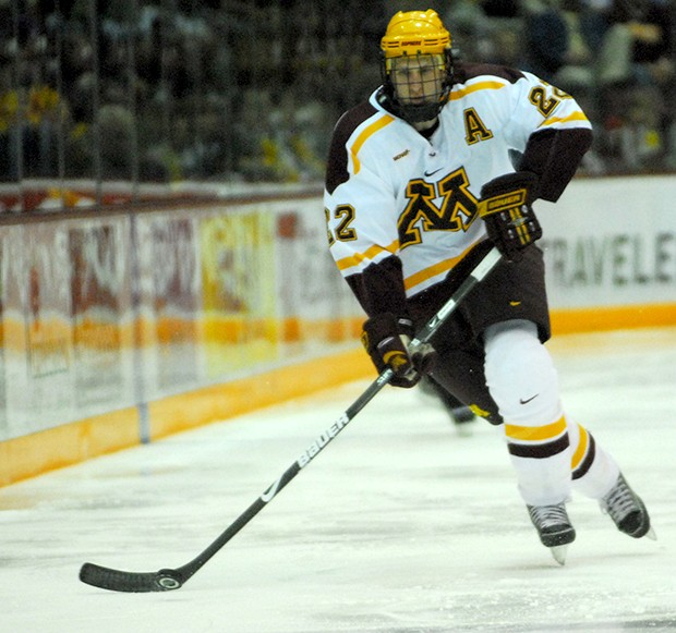 Gophers snap 5-game winless streak with 4-2 victory Saturday