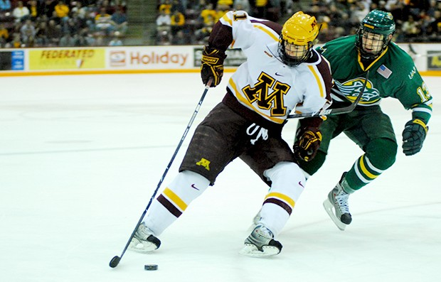 Gophers end 5-game winless streak with 4-2 victory