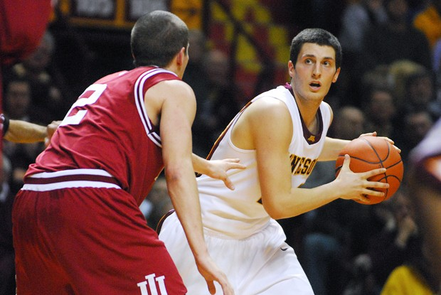Gophers drop fourth game in five tries to Michigan, 74-62