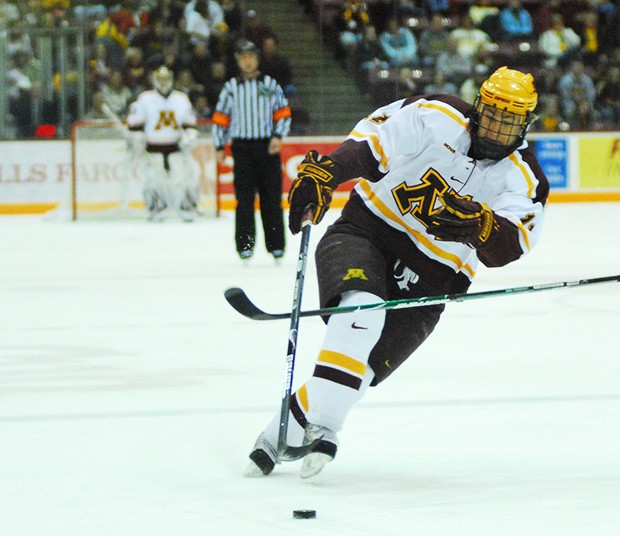 For seniors, this weekend could be last stand at Mariucci
