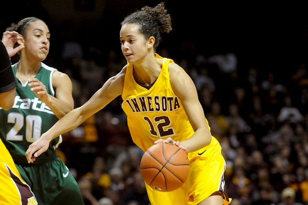 Fox leads Gophers to key road win over Michigan State