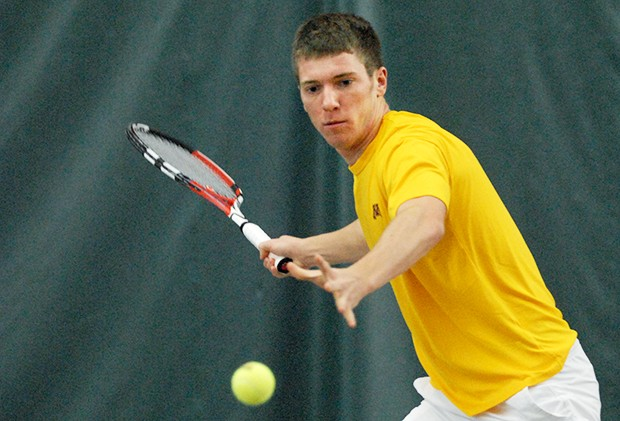 Men continue streak with win over East Tennesee State