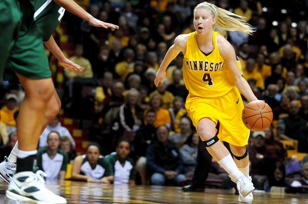 Gophers women's basketball going dancing