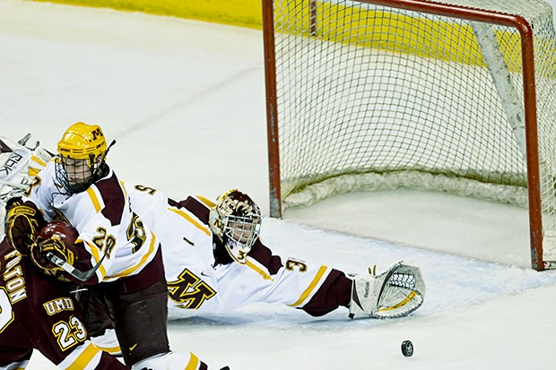 Men's hockey misses NCAA tournament