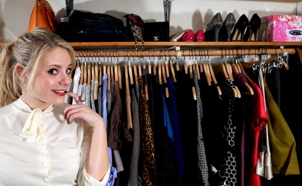 The Fashionista is in - Vintage, consignment, and thrift, oh my!