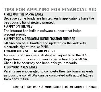 Feds consider FAFSA simplification