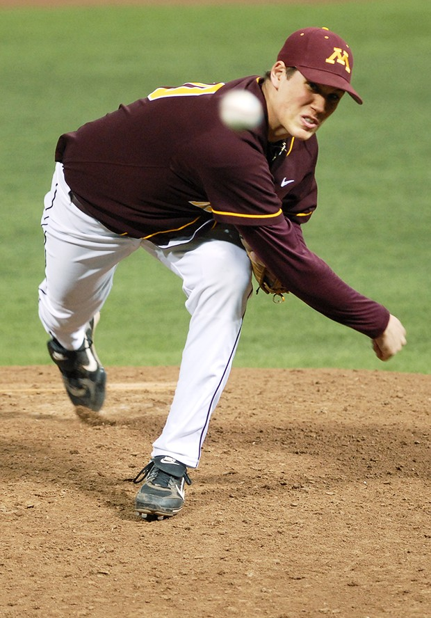 Gophers reem Ohio State for series win