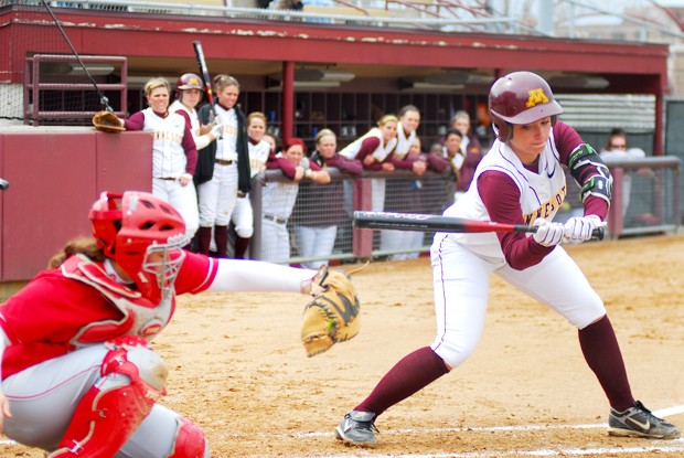 The Minnesota softball team will try and keep its winning ways alive after taking an extra inning win away from Penn State on Saturday as they travel to Wisconsin for a midweek double-header.