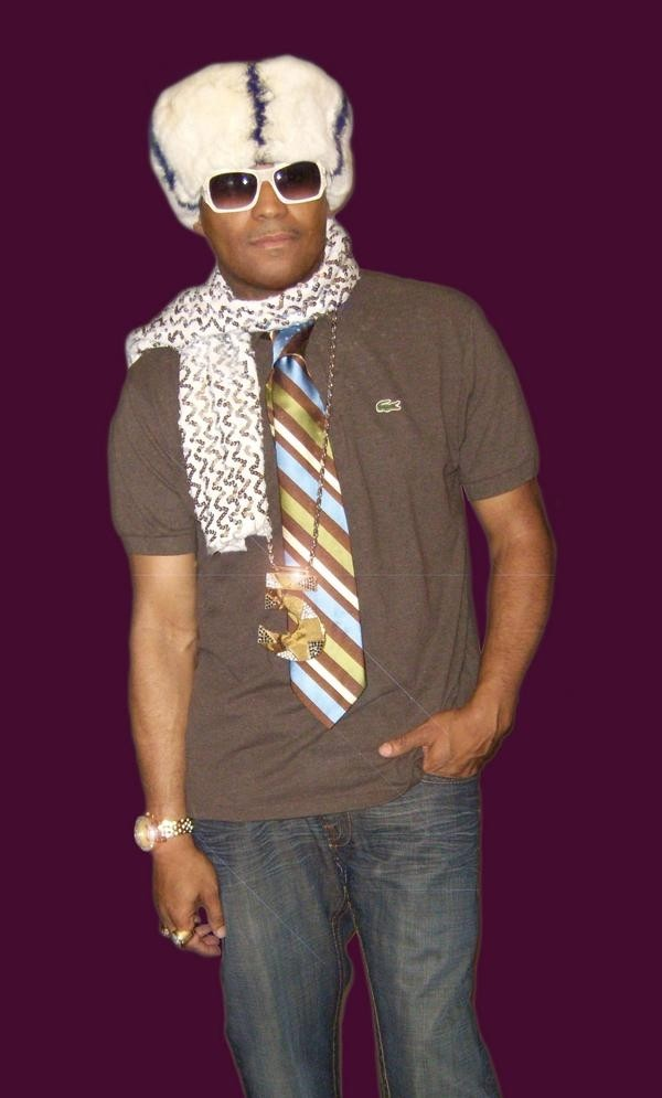 Kool Keith in his day-to-day attire . PHOTO COURTESY KOOL KEITH.