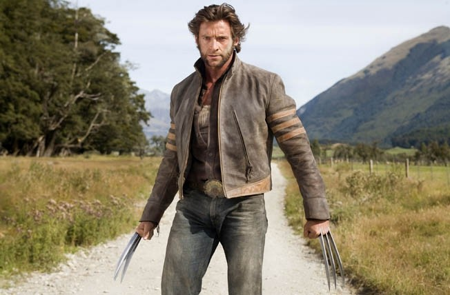 Wolverine about to claw his way out of or into another mess. PHOTO COURTESY 20TH CENTURY FOX