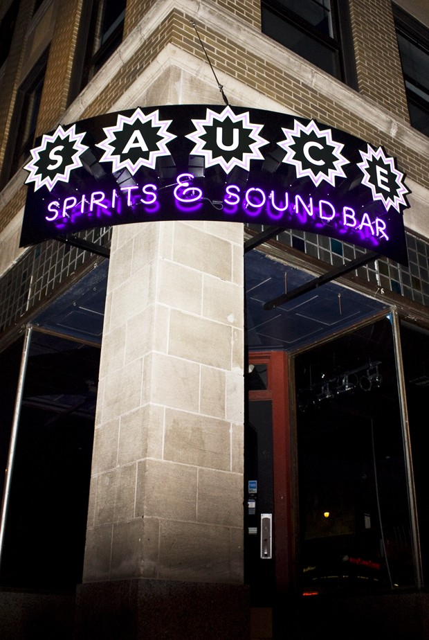 Sauce Spirits & Soundbar to cater to Uptown ears, stomachs