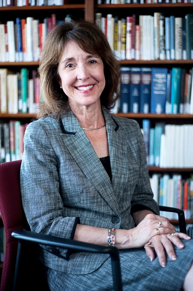 Interim Director of the U of M Center for Holocaust and Genocide Studies Ellen Kennedy won the Anne Frank Outstanding Citizen Award by raising awareness and enabling advocacy about recent genocides.