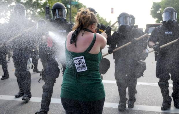 RNC Riots
