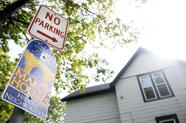 Change in parking regulation to affect student housing