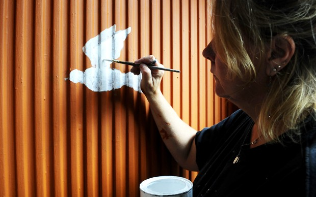 Local mural artist continues visual legacy in Dinkytown
