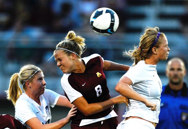 Minnesota ends non-conference season with two wins