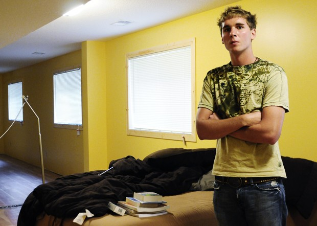 Due to incomplete safety and code compliance inspections, second year pre-law student Mitchel Doering was unable to move into his Dinkytown house until last Thursday.