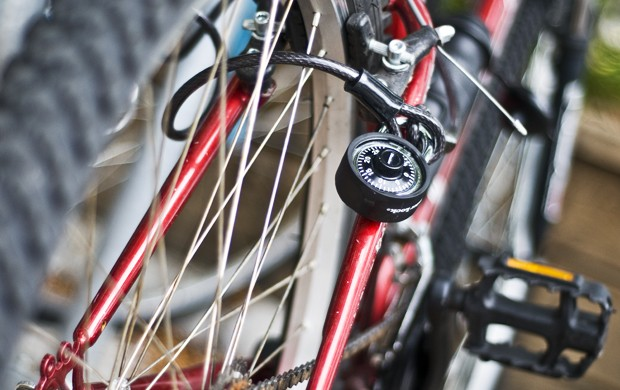 September bicycle thefts down from 2008