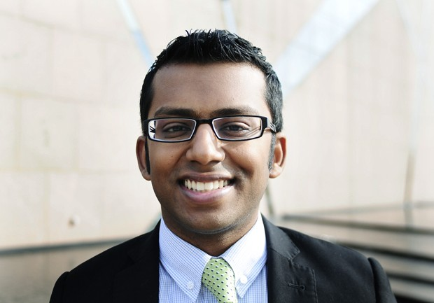 University of Minnesota alumna Allen Kathir is running against four other candidates for Minneapolis City Council Ward 3.