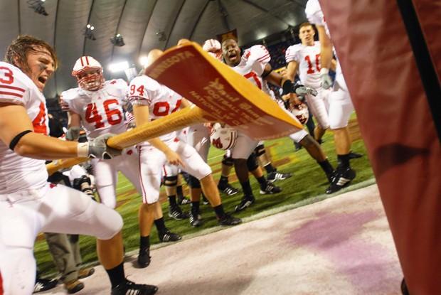Gophers v Wisconsin Football