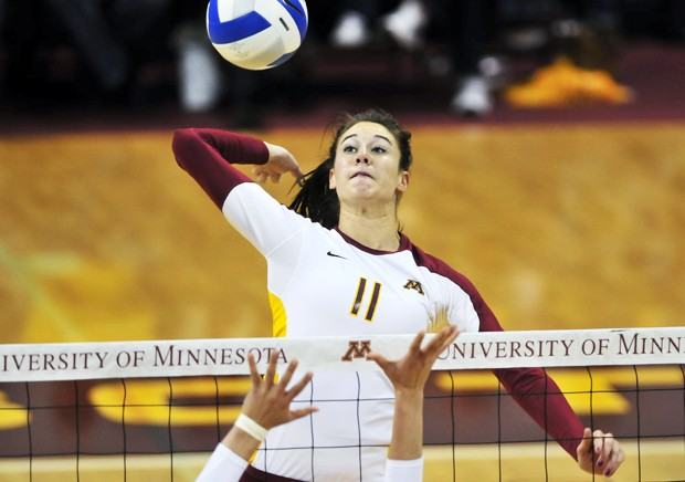 Gophers fall to Penn State