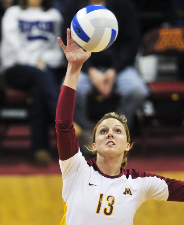 Gophers look to move forward