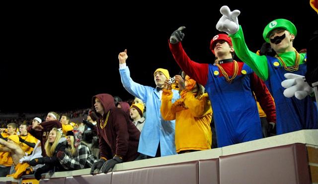 Football vs. Michigan State