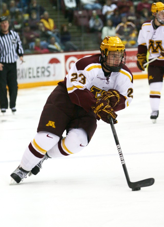 Gopher Hockey vs. Bemidji St.