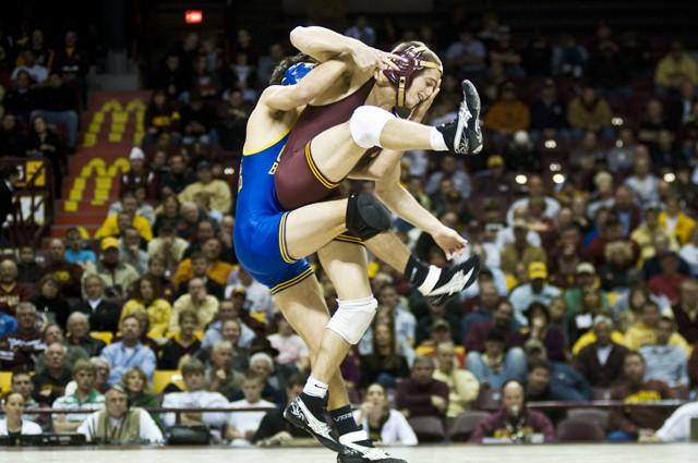 Nebraska visits for another tough dual matchup