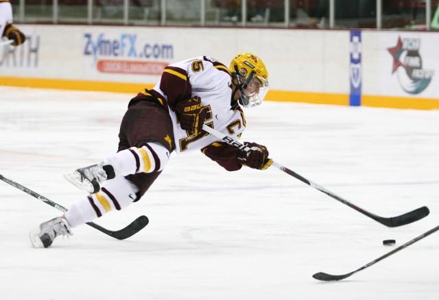 Gopher Womens Hockey vs. North Dakota