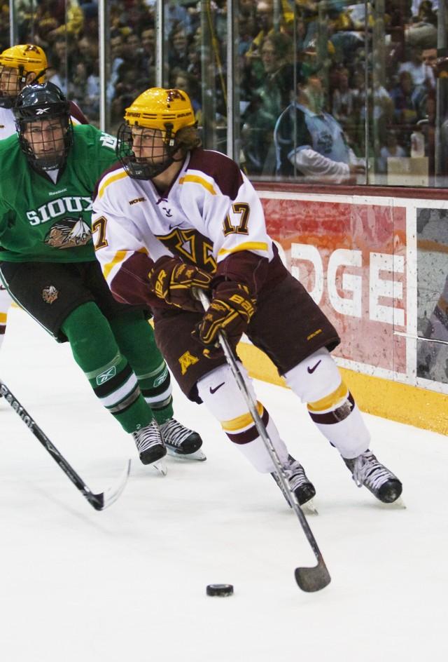 Hockey vs. North Dakota