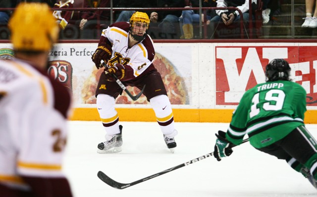 Hockey vs. North Dakota