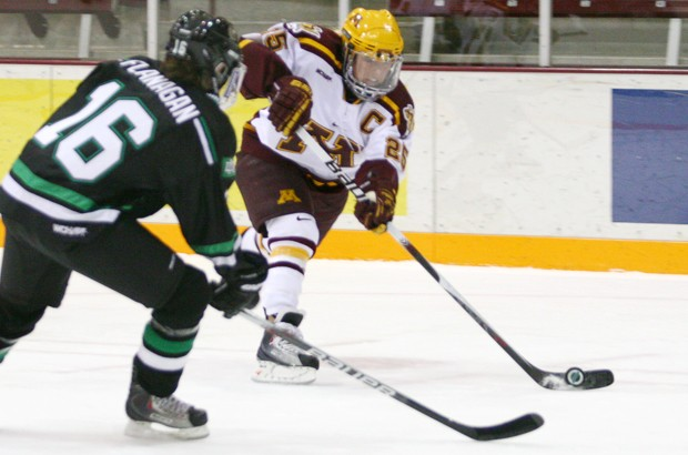 Gopher Women's Hockey vs. North Dakota