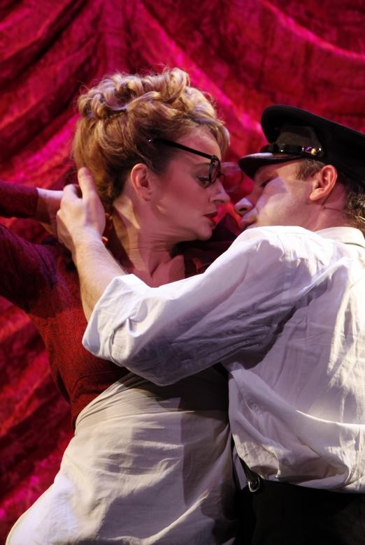 The story's main characters engage in an extramarital emotional affair and learn about themselves.