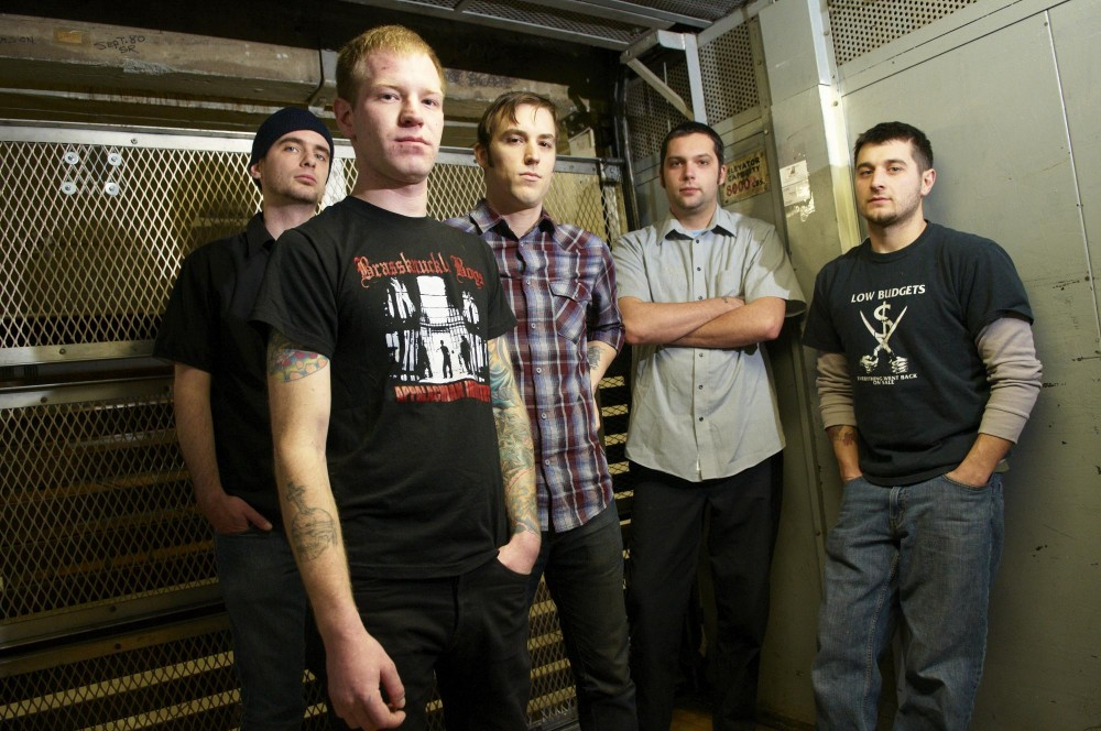 Off with Their Head's brand of angry, industrial elevator music is bringing them to new heights of success. PHOTO COURTESY OF EPITAPH RECORDS