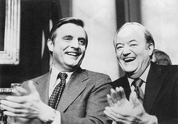 """A still from """"Fritz: The Walter Mondale Story""""  PHOTO COURTESY WALKER ART CENTER"""