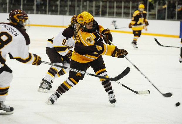 Gophers overcame losses, but fell short of title goal