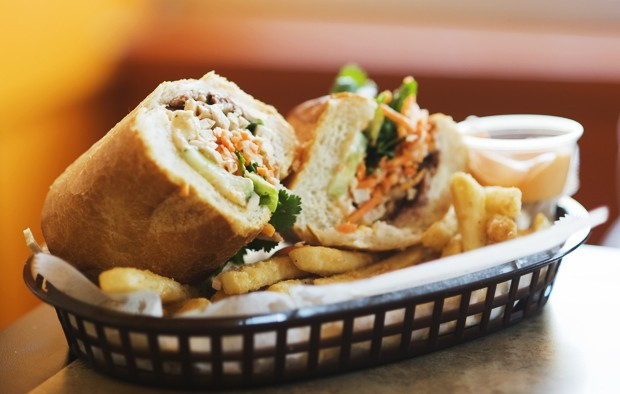 Battle of the bánh mi