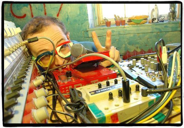 Dan Deacon plays the Whole Music Club on Friday. PHOTO COURTESY ULI LOSKOT
