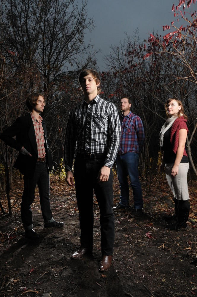 Rogue Valley is musician Chris Koza's new, season-related project. PHOTO COURTESY DARIN BACK