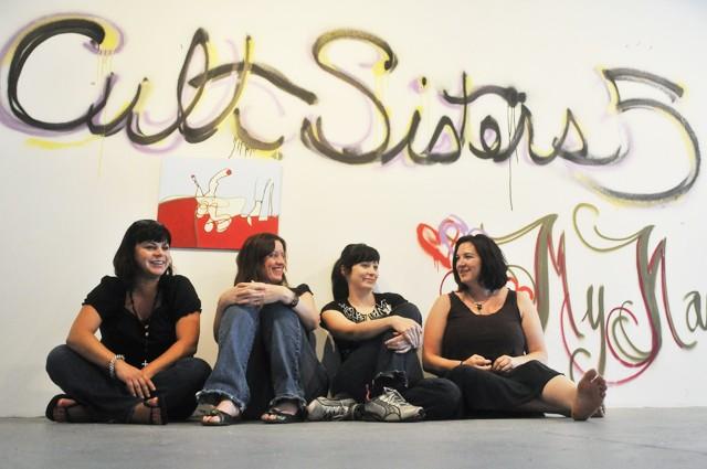 Feminist art enters Cult Status