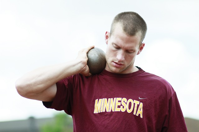 After a busy week, McGinnis seeking last accomplishment at NCAAs