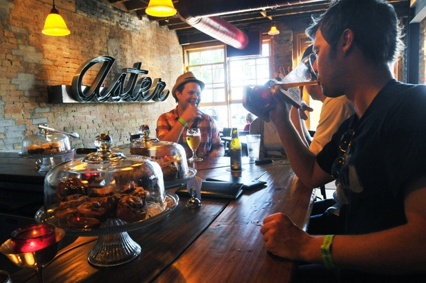 A new beginning for the Aster Café